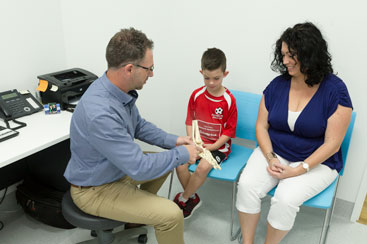 Coastal Podiatry Children's Podiatry